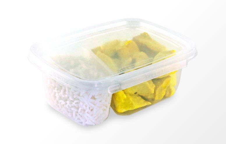 takeaway ready meal packaging