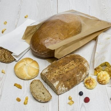 bakery packaging trays, containers, films and packaging machines